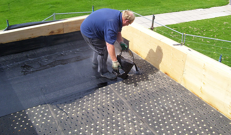 JJ Nuttall Flat roofing specialists liverpool